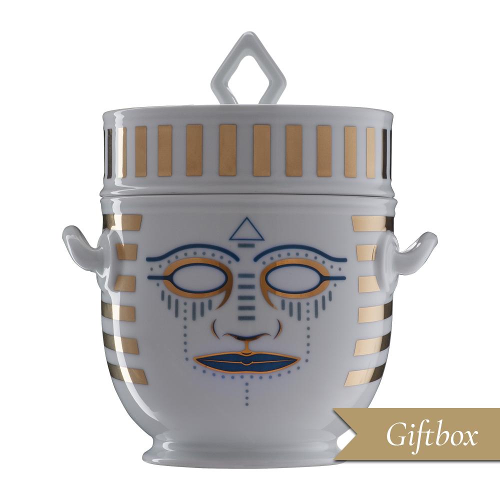 Rinfrescatoio 2 pezzi in Giftbox | Pi-Atum | Ethnics | Edizione Limitata e Numerata