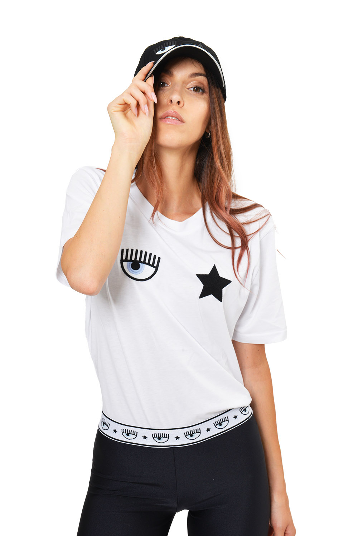 T-shirt Girocollo Eyestar