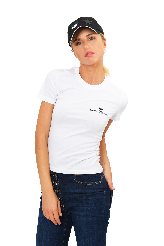 T-shirt Girocollo Logo