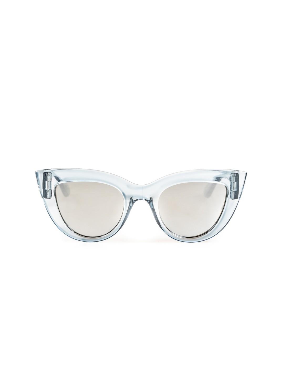 Occhiali da sole con lenti policarbonato a specchio