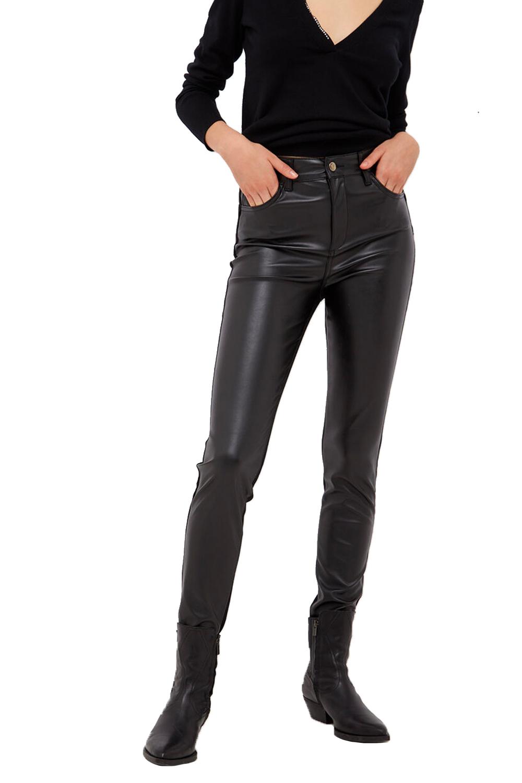 Jeans Stretch con Tessuto