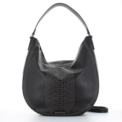 Sac noir avec clous | Boutique en ligne de sacs pour femmes