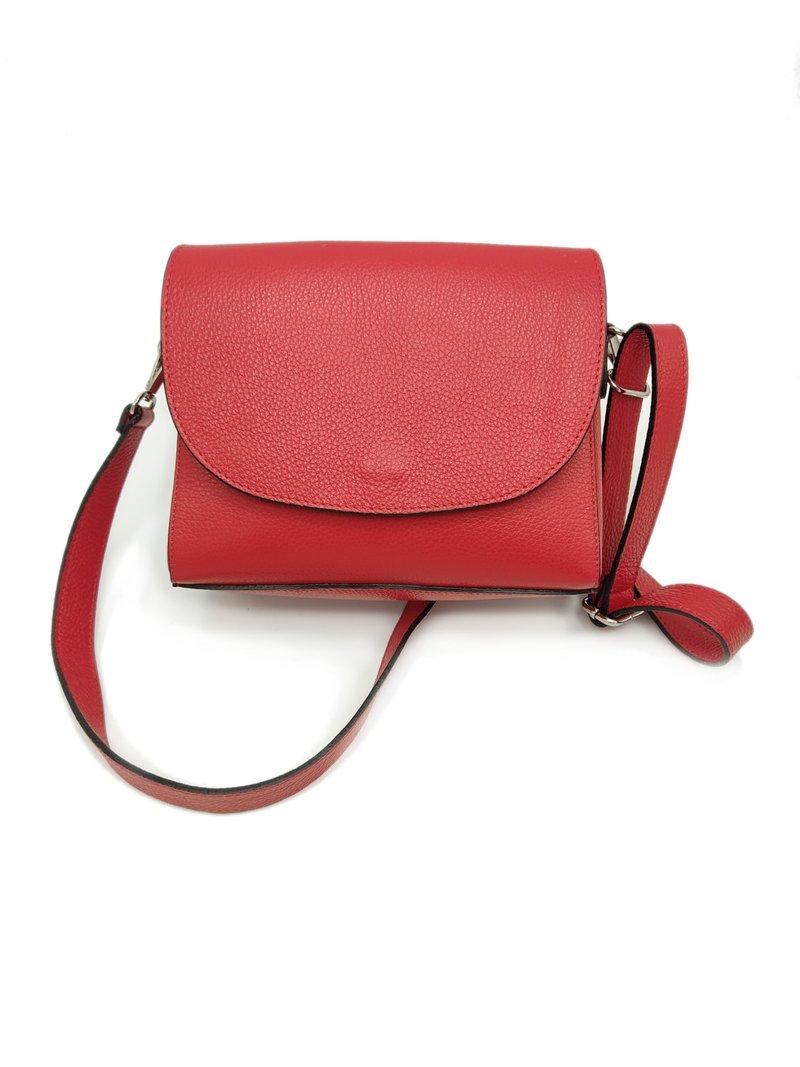 Sac en cuir rouge | Vente en ligne de sacs pour femmes