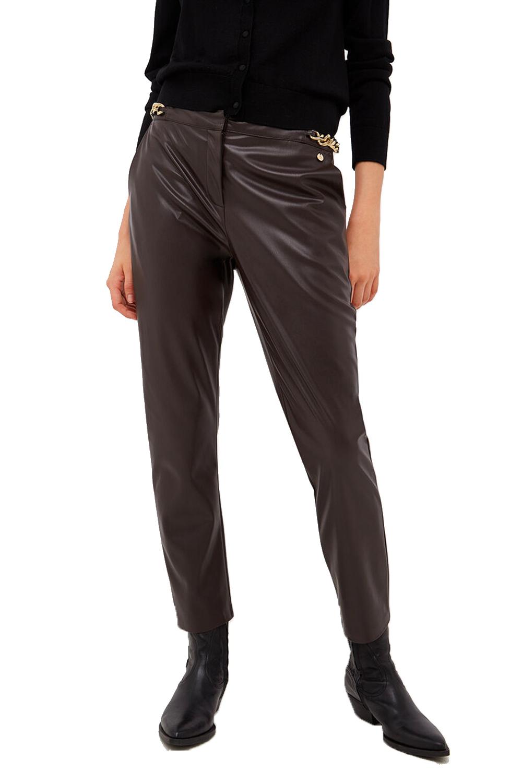 Pantalone con Catene Gioielli