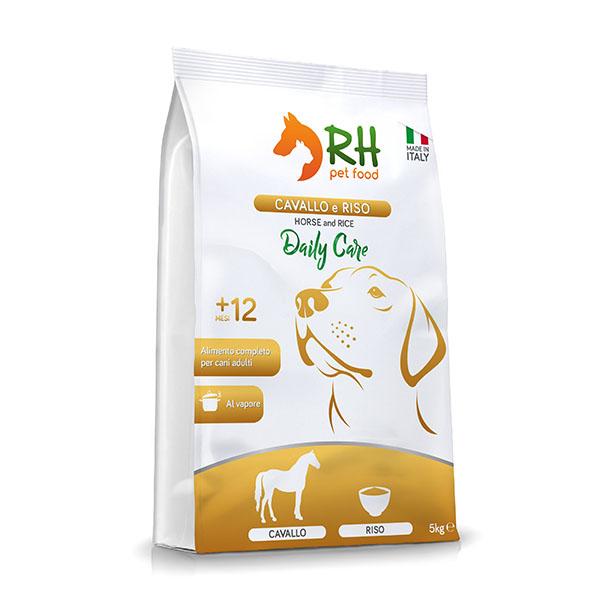 Cavallo e riso Daily care