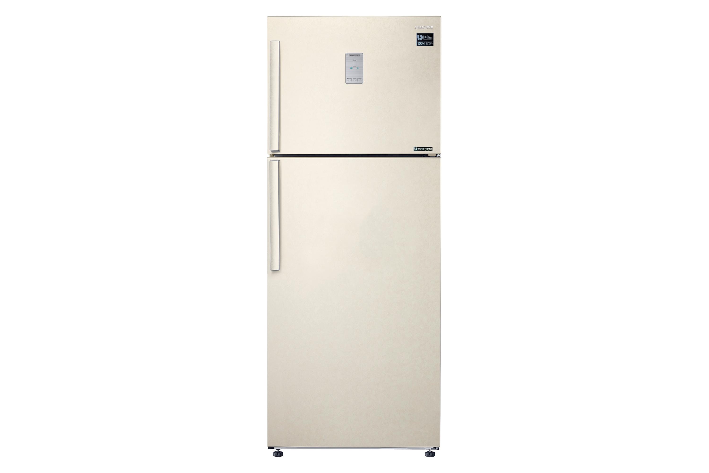 Samsung RT50K6335EF frigorifero con congelatore Libera installazione 500 L Sabbia