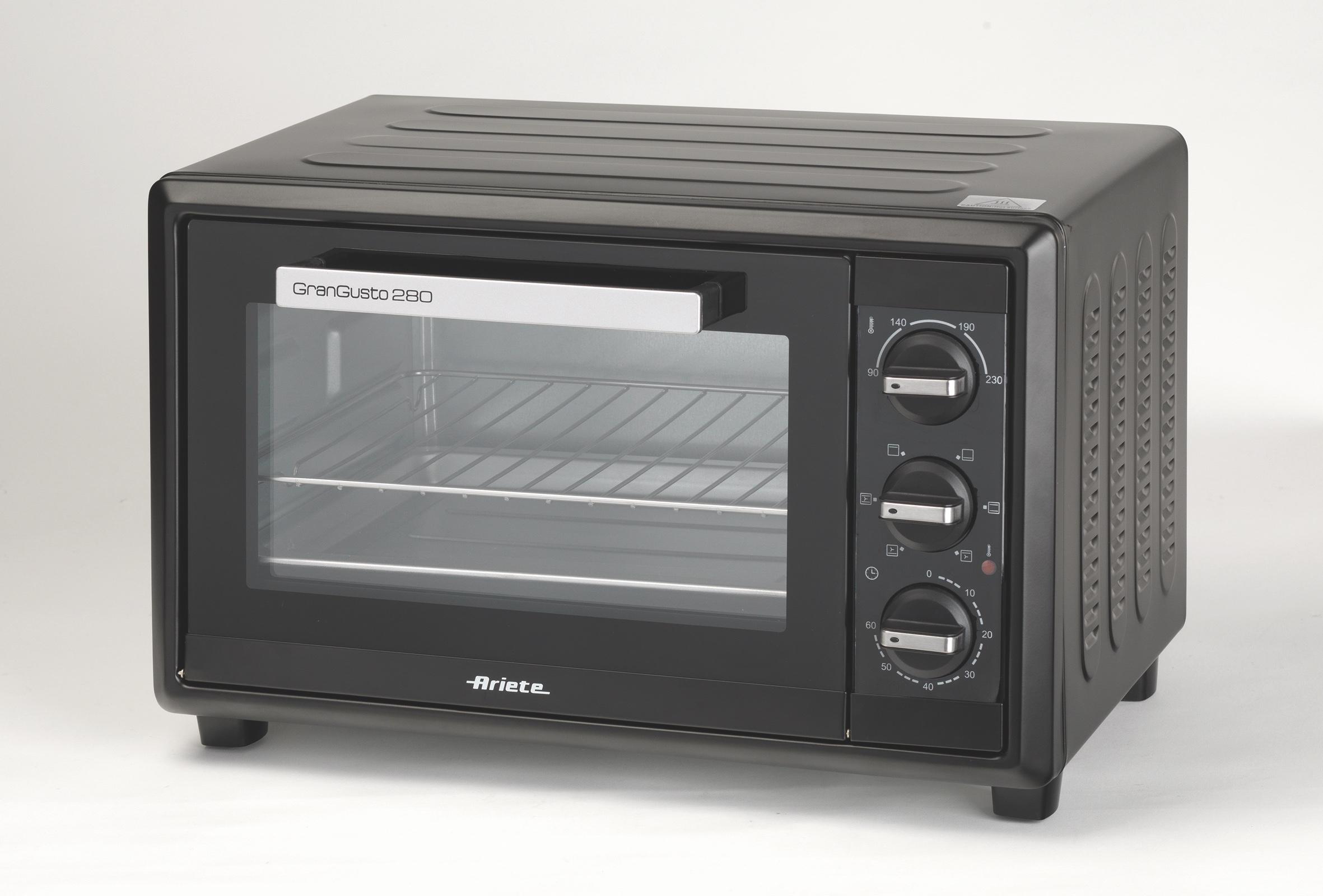 Ariete 985 28 L Nero Grill 1500 W