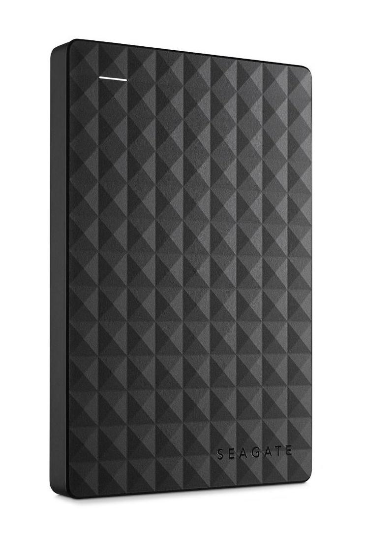 Seagate Expansion Portable 2TB disco rigido esterno 2000 GB Nero