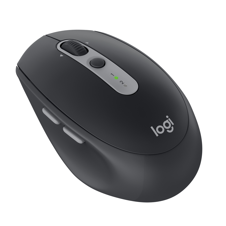 Logitech M590 mouse Mano destra Wireless a RF + Bluetooth Ottico 1000 DPI