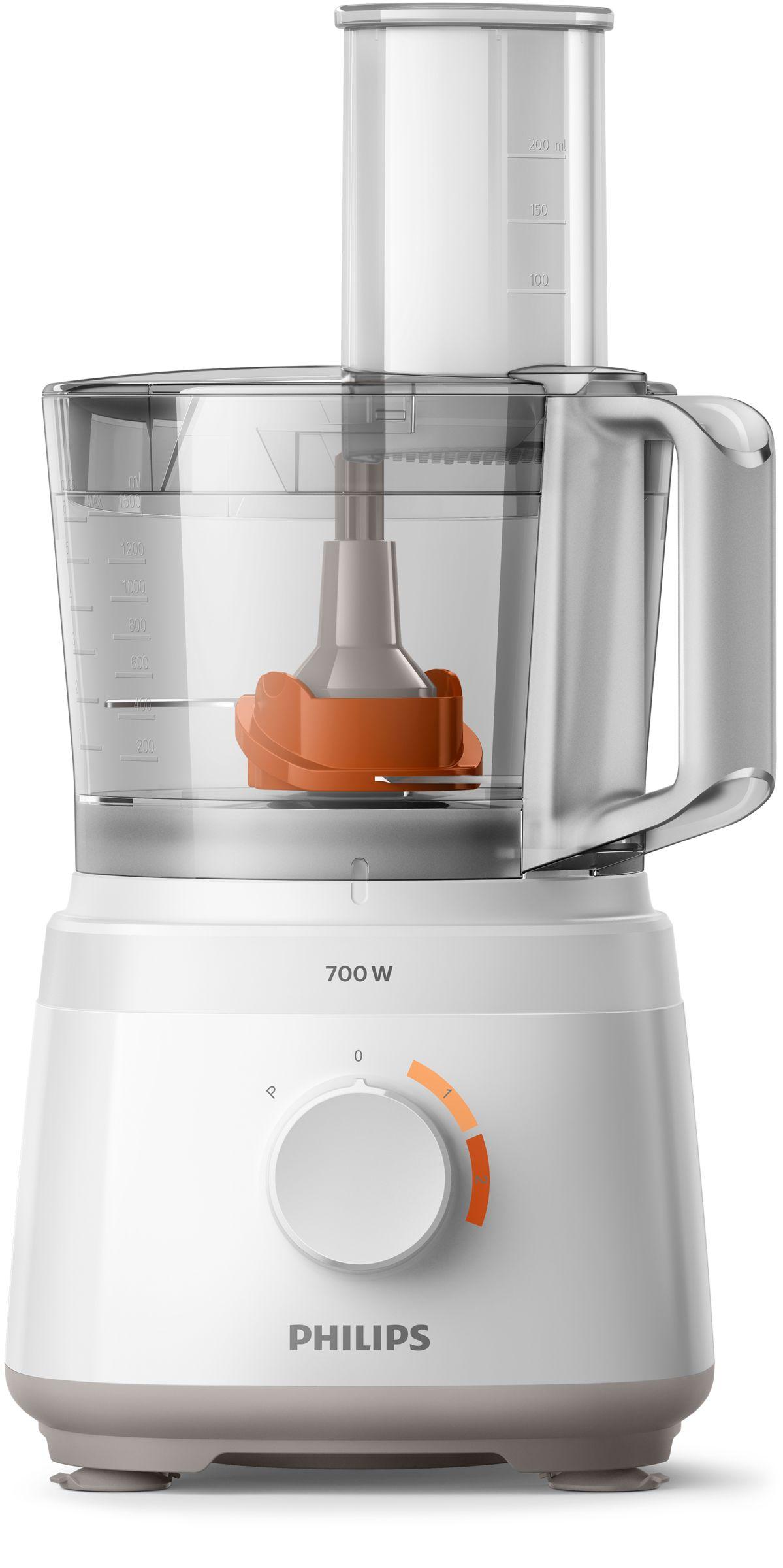 Philips Daily Collection 700 W 16 funzioni Robot da cucina compatto