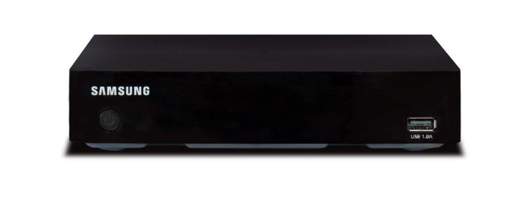 Samsung DIG.TERR. HD ZAPPER HEVC S2 HDMI USB