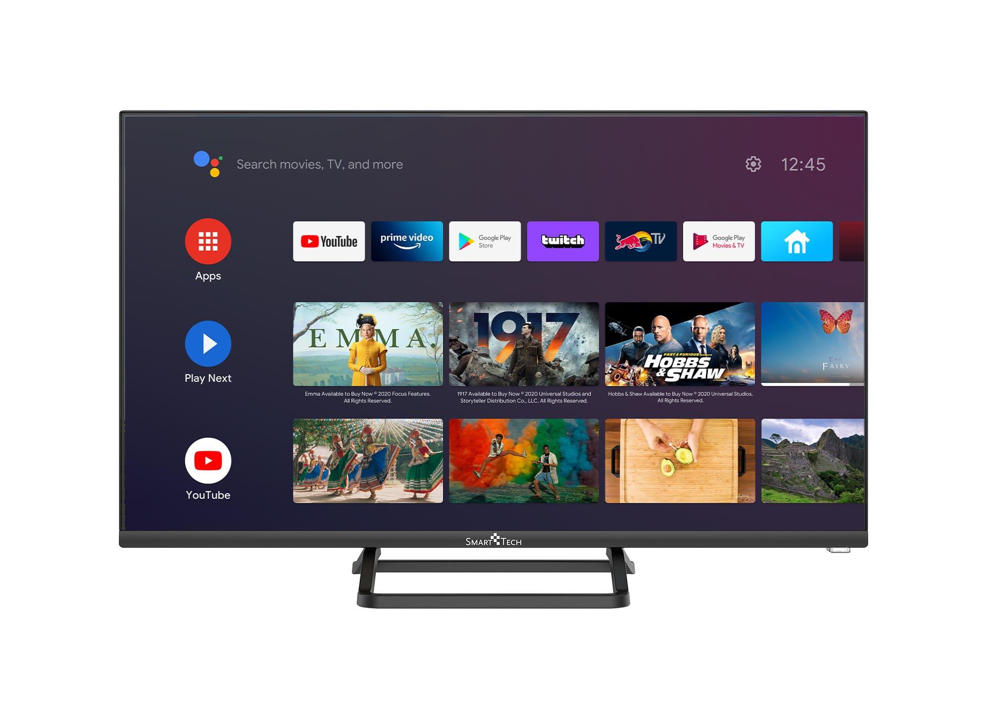 Smart-Tech SMT32F30HC4U1B1 TV 80 cm (31.5