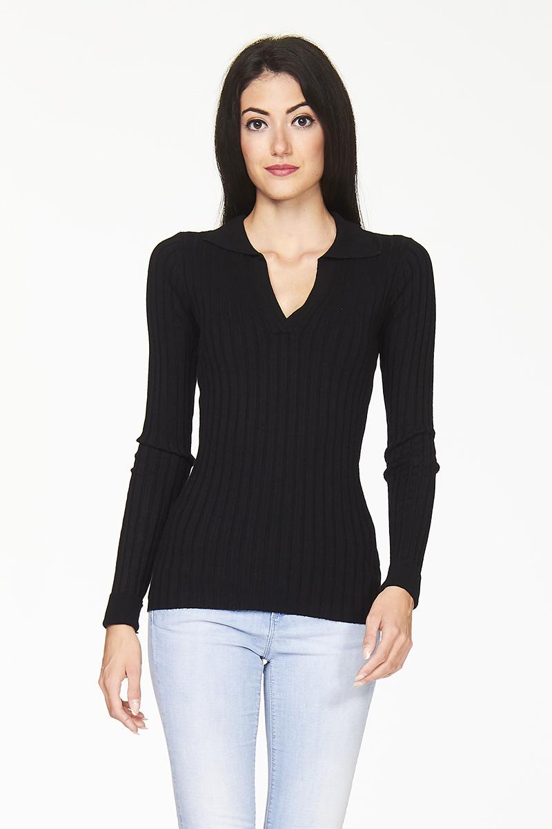 Maglia invernale nera | Abbigliamento donna online