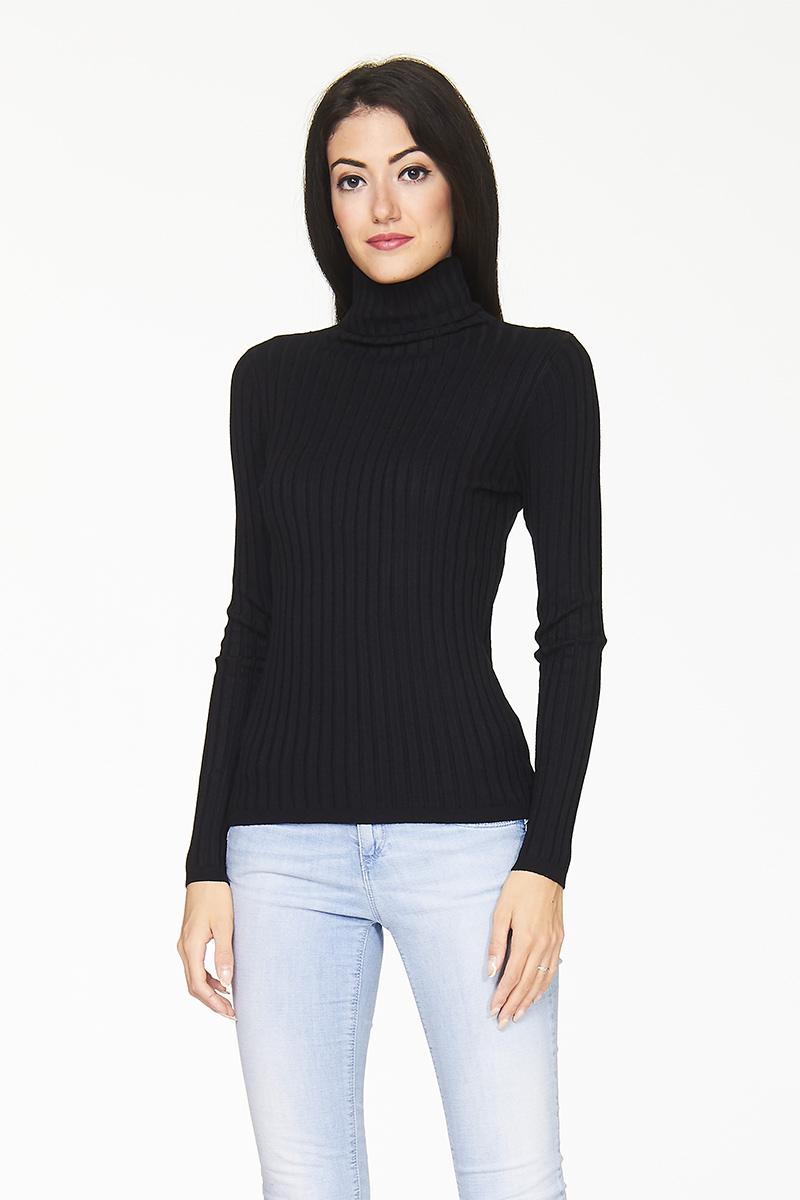 Maglia collo alto | Abbigliamento donna invernale