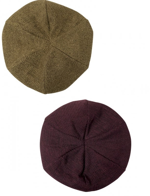 Women's one-size-fits-all winter hat