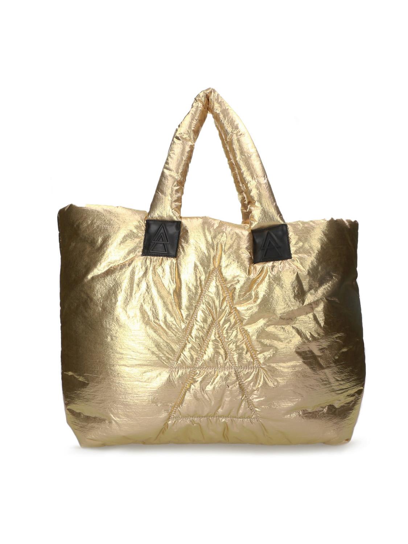Borsa AKI Bag gold Elena Iachi