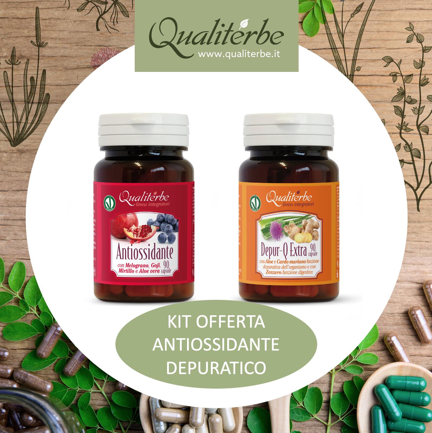 Trattamento antiossidante e depurativo per le vacanze