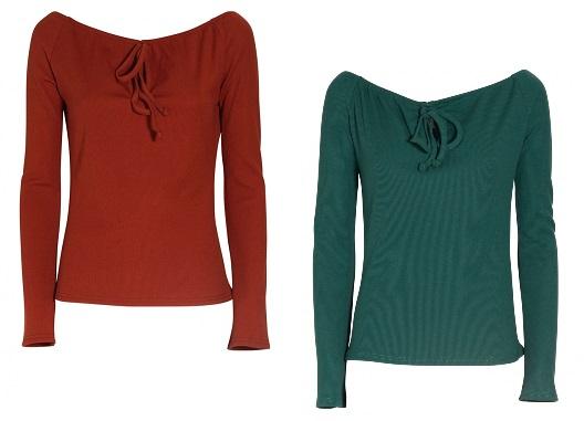 Maglia invernale in tinta unita | Abbigliamento donna