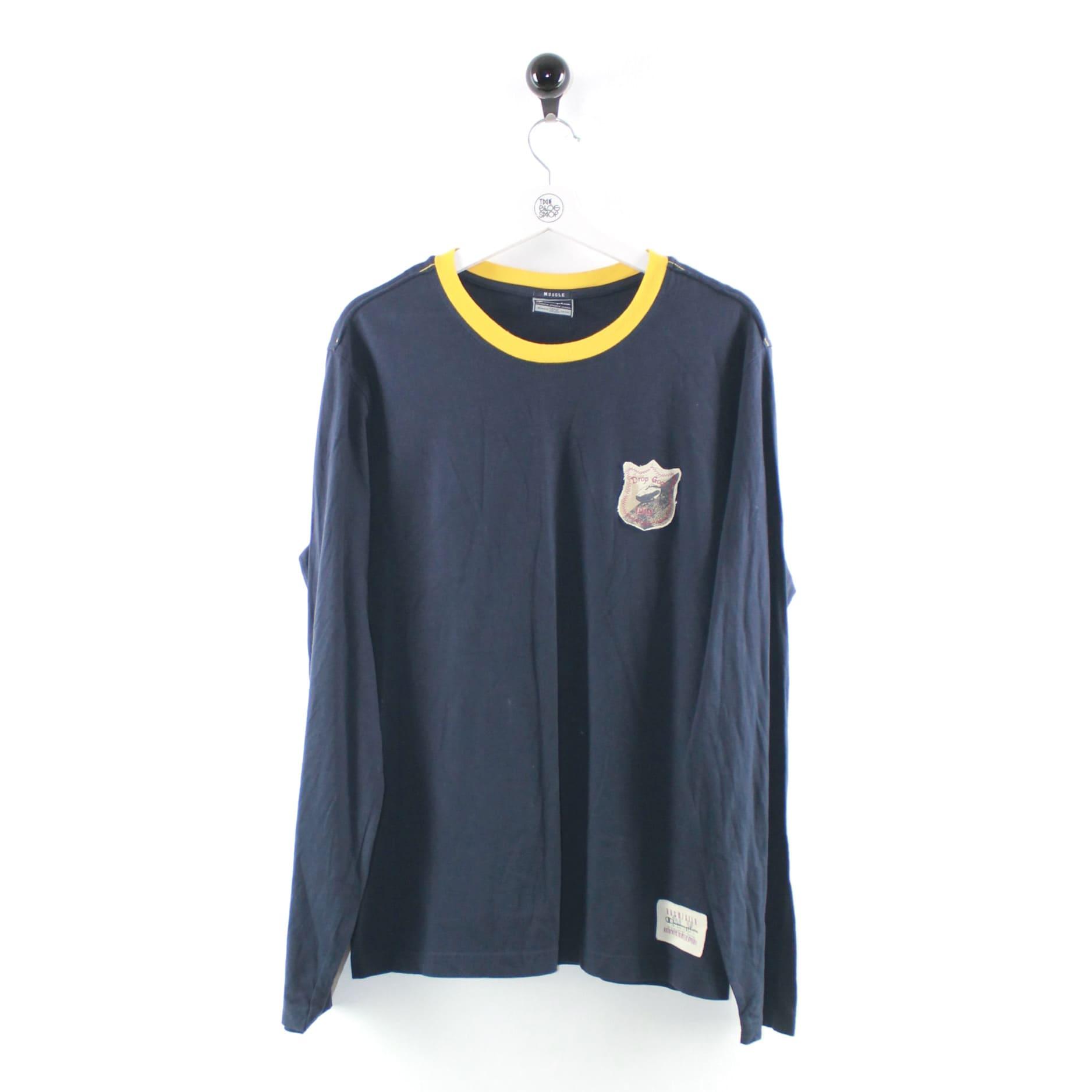 Champion - T-shirt maniche lunghe