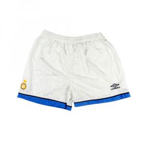 1993-95 Inter Away Shorts M/L/XL *Brand New