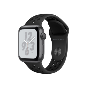 Apple Watch Nike+ Series 4 smartwatch, 40 mm, Grigio OLED GPS (satellitare)