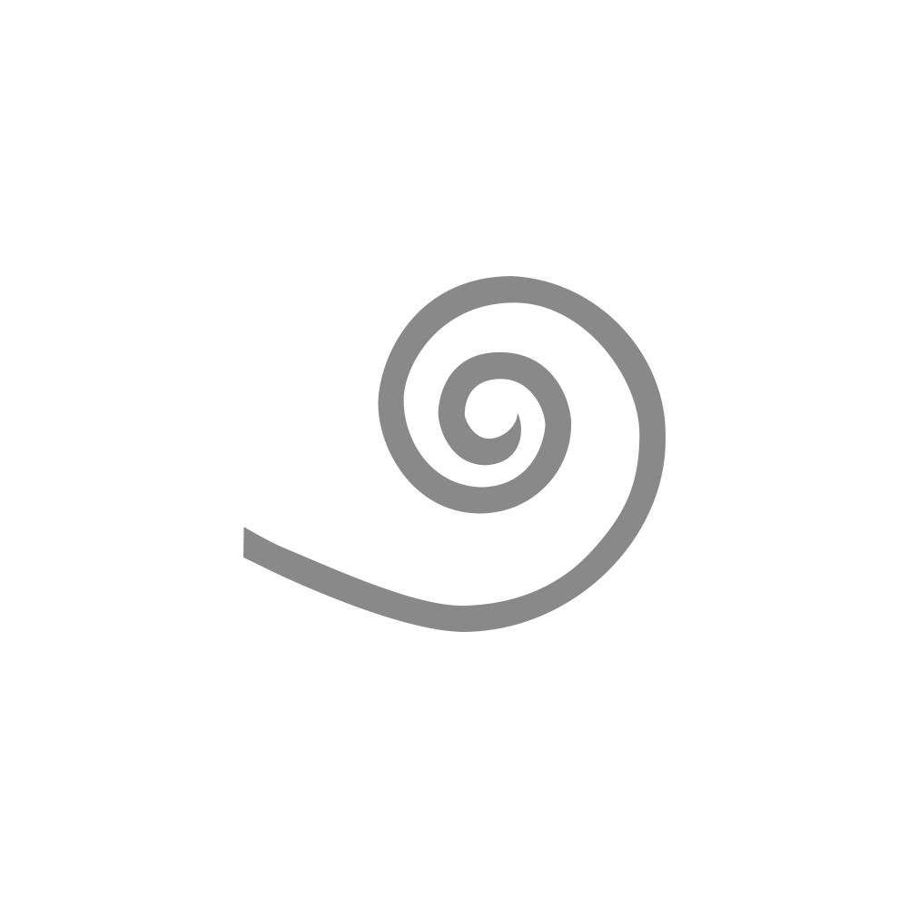 Bavaglino modello bandana fantasia origami in cotone biologico