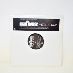 Vinile 45 Maxi Mad'house Holiday