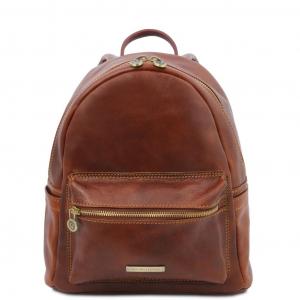 Tuscany Leather TL141979 Sydney - Zaino in pelle Marrone