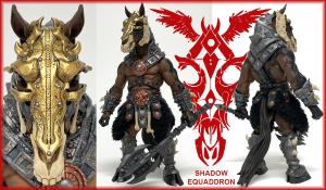 Mythic Legions - Special Edition: SHADOW EQUADDRON by Four Hourseman