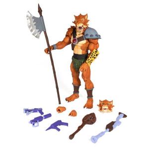 Thundercats Ultimates Action Figure: JACKALMAN by Super7