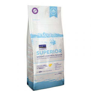 FISH4DOGS SUPERIOR WEIGHT CONTROL 1,5 KG