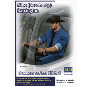 Mike (Beach Boy) Barrington