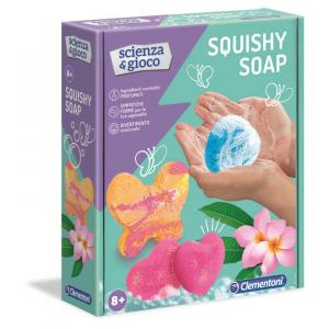 SQUISHY SOAPS 19146 CLEMENTONI