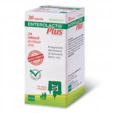 Enterolactis Plus 30 Capsule