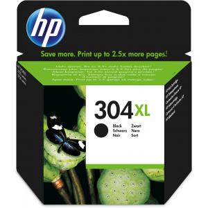 HP 304XL Originale Resa elevata (XL) Nero