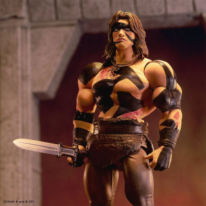 *PREORDER* Conan The Barbarian - Ultimate Action Figure: WAR PAINT CONAN by Super7