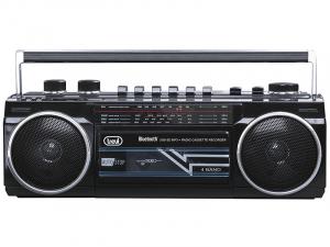 Trevi RR 501 BT Personale Nero radio