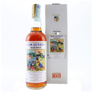 MOON IMPORT Rum Guyana cl 70