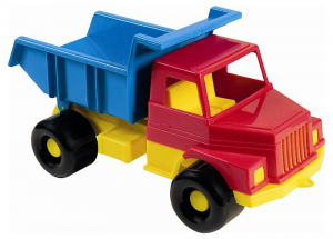 ANDRONI Truck Sand Small Plastic With Flips Plastic Game Summer 875