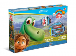 FILA Pack Dido ' The Good Dinosaur Contains 6 Mold And 10 Salsicciotti And I Pennare 743