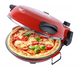 Melchioni Bellanapoli macchina e forno per pizza 1 pizza(e) 1200 W Rosso